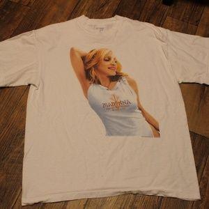 Other - Vintage Madonna Concert Tour Shirt 2001